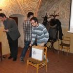 Volby předsedy a výboru
