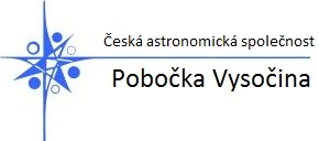Pobočka Vysočina České astronomické společnosti