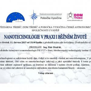 Nanotechnologie, Třebíč