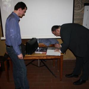 Ing. Tomáš Přibyl: Jeden den na oběžné dráze; 3. 12. 2015, Jihlava