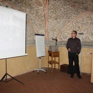 3. Plenární schůze PV ČAS: předseda Dr. Jakub Hraníček